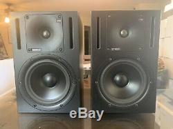 2X Genelec Powered Studio Speakers PAIR -model- 1030A
