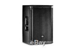 2 JBL SRX812P 12 2 Way Bass Reflex 2000 W Self Powered PA DJ Speaker (PAIR)