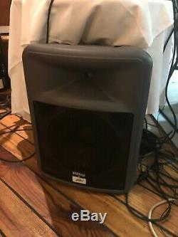 (2) Peavey PR 12D Pro Audio DJ 12 Powered 200W Speaker PR12D Pair DJ Speakers