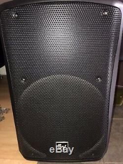 2 X (pair Of)Ev Zxa5-90 Powered Speakers 1250 Watts Per Side