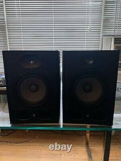 2x Focal Alpha 65 Active Studio Monitor Powered Speaker (Pair)