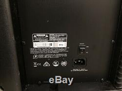 2x Mackie SRM 450 V3 Powered Active Speakers PA DJ 1000W Pair Hardly Used