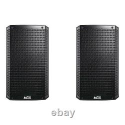 ALTO TS312 Active Powered PA DJ Speakers Pair New Boxed