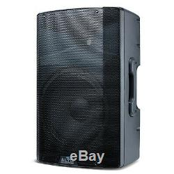 ALTO TX212 Active Powered PA DJ Speakers PAIR new boxed 600w Lightweight