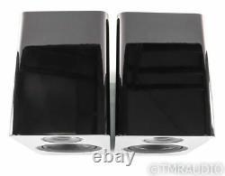 Acoustic Energy AE-1 Active Powered Bookshelf Speakers Piano Black Pair AE1