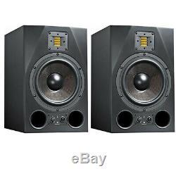 Adam A8X 8'' Active Powered Nearfield Studio Recording Monitor Speaker (Pair)