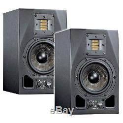 Adam Audio A5X 75-Watt Active Powered Studio Reference Monitor DJ Speaker PAIR