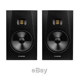 Adam T8V 8'' Active Powered Nearfield Studio Recording Monitor Speaker (Pair)