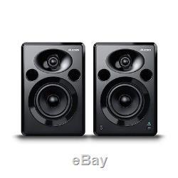 Alesis Elevate 5 MKII Active Powered 5 Desktop DJ Studio Monitor Speaker (Pair)