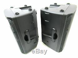 Alto 2X215 Professional 15 600W Active Powered Speakers (Pair) + Warranty