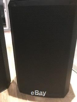 Alto TS215 15 Powered Active 1100w DJ PA Speaker 2 Channel Mixer (Pair)