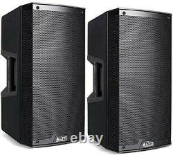 Alto TS312 2000W Active Powered Speakers(PAIR) With Covers