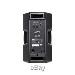 Alto TS315 Active Powered 15 1000W RMS DJ Disco Club PA Speaker (Pair)