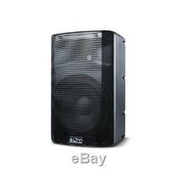 Alto TX210 Active Powered 10 150W RMS DJ Disco Stage PA Speaker (Pair)