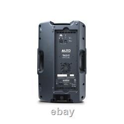 Alto TX215 Active Powered 15 300W RMS DJ Disco Stage Band PA Speaker (Pair)