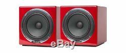 Avantone Active MixCubes Powered Mini Reference Monitors (Red) Pair