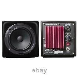 Avantone Black Active MixCubes Stereo Pair Powered Studio Monitors Speakers