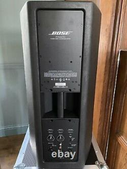 Bose F1 High Powered Speakers Model 812 Including Warranty (pair)