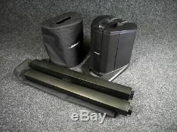 Bose L1 Compact PAIR (2 units) Powered Speaker Stereo PA System Tower Array&Sub