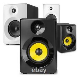 CHOICE Active Studio Monitors Powered Desktop Multimedia Speakers Vonyx SMN Pair