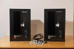Dynaudio BM15A Powered Monitors (Pair) 110/220v