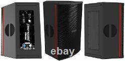 EAW REDLINE RL12 Powered SPEAKERS (PAIR) JBL EV QSC CERWIN VEGA RCF