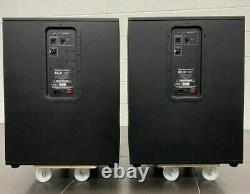 EV Electro-Voice ELX118P (Powered) 18 Subwoofers (PAIR) Immaculate