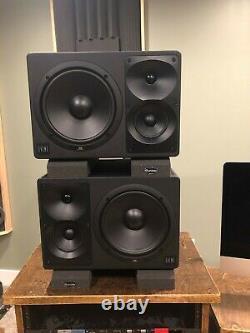 Event 2030 Powered 3-way Studio Monitors (Pair)