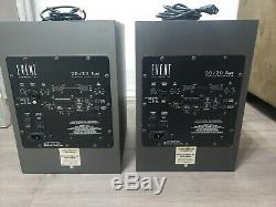 Event 20/20 BAS Bi-amplified Active Studio Monitors Powered Speakers PAIR