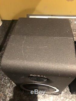 Focal CMS 40 (Pair) Powered Active Studio Monitors