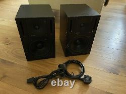 Genelec 1030A Active Near-Field Studio Monitor Pair Powered Speakers