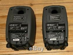Genelec 8020c Powered Studio Monitors (pair)