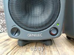 Genelec 8030A 5 inch Powered Studio Monitor Pair