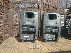 Genelec 8030B Powered Bi-amplified Active Studio Monitors pair