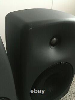 Genelec 8240A DSP Studio Monitors (PAIR) Powered Loudspeaker GLM Compatible