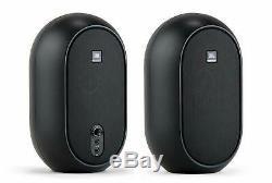 JBL 1 Series 104 Compact Powered Desktop Reference Monitors Pair of Speakers New