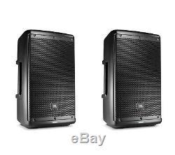 JBL EON610 PA System 2-Way Multipurpose Self-Powered Sound Reinforcement Pair