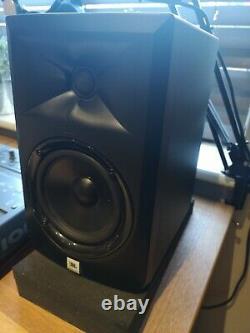 JBL LSR305P MKII Pair 5 Powered Active Studio DJ HiFi Monitor Speakers MK2