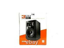 JBL LSR305 8 Two-Way Powered Studio Monitor WithPowered Cord #7718 (Pair)