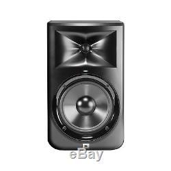 JBL LSR308 8 Two-Way Powered Studio Monitor Pair