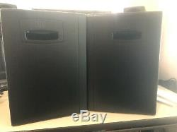 JBL LSR708P (PAIR) Powered 7-Series Master Reference Monitors 708P