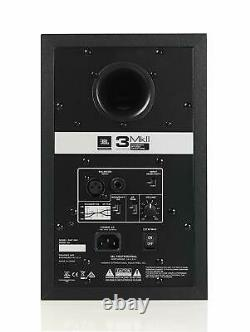JBL Professional 305P MkII 5-Inch 2-Way Powered Studio Monitor Pair with Cables