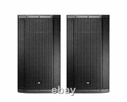 JBL SRX835P 15 2000W Powered Active 3-Way Full-Range DJ PA Speaker withDSP (Pair)