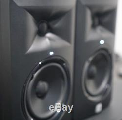 Jbl Lsr305 5 Two-way Active Powered Studio Monitors (pair) Free Postage
