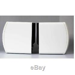 KEF LS50 Wireless Bluetooth Speakers Active Powered PAIR White RRP £1999