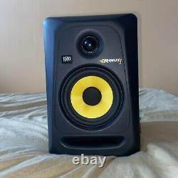 KRK CL5G3 5 inch Classic Professional Bi-Amp Powered Studio Monitor Pair