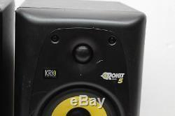 KRK Rokit5 Studio Speakers Powered By RPG2 (PAIR)