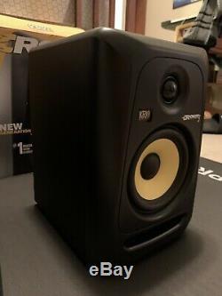KRK Rokit 5 G3 Powered Studio Monitor Black (Pair)