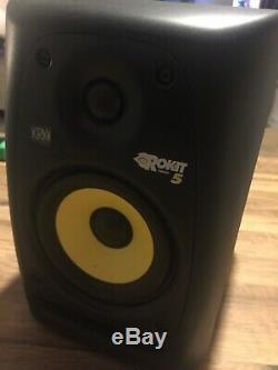 KRK Rokit 5 Powered Active Studio Monitor Speakers (Pair)