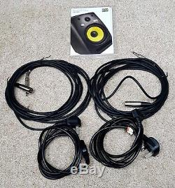 KRK Rokit 6 RPG2 Powered Studio Monitor Speakers PAIR